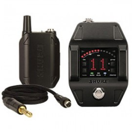 SHURE GLXD16E безжична инструментална микрофонна система